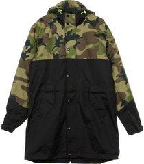 giacca coach jacket nukove