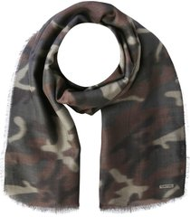 tom ford camouflage scarf