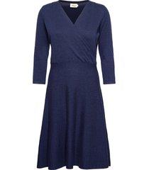 nadja dresses everyday dresses blå jumperfabriken