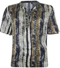 blouse jacquard