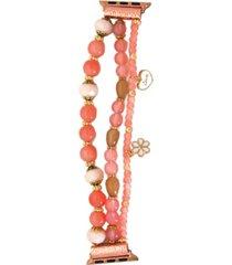 nimitec bead and charm apple watch bracelet