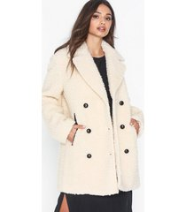 by malene birger peacoat kappor