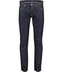 hugo boss delaware jeans 5-pocket donkerblauw