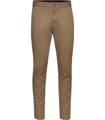 edit chino chinos byxor brun superdry