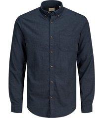 classic melange shirt