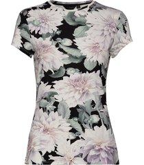 hilmaa t-shirts & tops short-sleeved svart ted baker