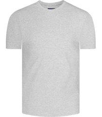 camiseta básica unicolor cuello redondo para hombre freedom 00666