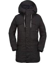 parka jas volcom women's taylor snowboard jacket