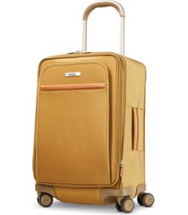 hartmann metropolitan 2 global carry-on expandable spinner suitcase