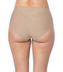 panty panty control suave café leonisa 01214