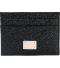 dolce & gabbana credit card case
