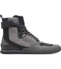camper lab nothing, sneaker donna, nero/grigio, misura 41 (eu), k400360-001