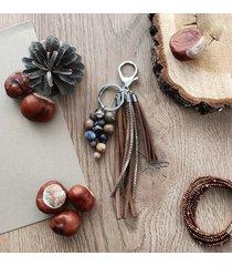 brelok / zawieszka do torebki autumn forest