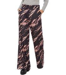 pantalón io  casual multicolor - calce ajustado