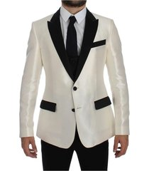 silk 2 piece blazer