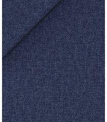pantaloni da uomo su misura, loro piana, fresco blu, primavera estate   lanieri