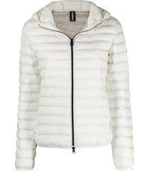 ecoalf atlantialf recycled polyester jacket - white