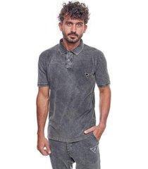 camisa gola polo de piquet essencial mormaii - masculino