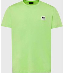 polera t diegos k30 t shirt verde diesel