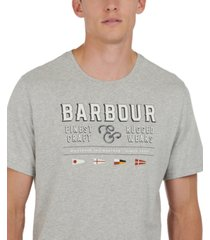 barbour men's rope graphic t-shirt