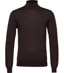 lyd merino turtleneck sweater knitwear turtlenecks bruin j. lindeberg