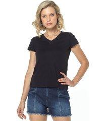 t-shirt osmoze z 602110167 preto - preto - feminino - dafiti