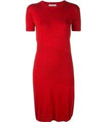china cashmere knit dress
