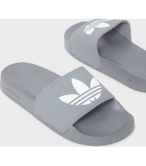adidas originals adilette lite loafers & slippers grey