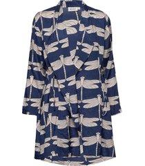 jonna kimonos blauw masai