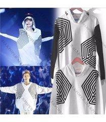 kpop exo overdose sweater unisex sweatershirt hoodie pullover ex'act baekhyun