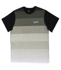 camiseta  alkary degrade cinza