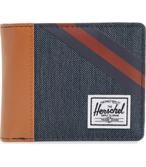men's herschel supply co. roy rfid wallet -