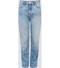 slim fit jeans - ljusblå