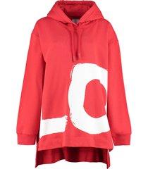 burberry oversize hoodie