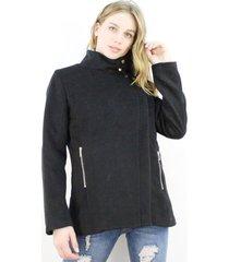 chaqueta milán negro jacinta tienda