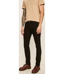 levi's - jeansy 511 slim fit nightshine black