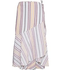 ruby skirts wrap skirts multi/mönstrad dagmar