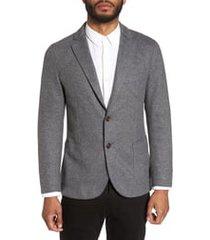men's eleventy slim fit wool blend sport coat