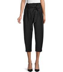 iro women's ryiti wool pants - black - size 36 (4)