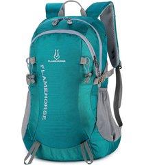 mochila hombre y mujere mochila de alpinismo mochila al aire