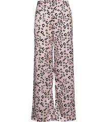 mandie pants wijde broek roze by malina