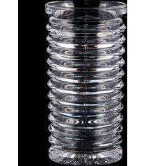 conjunto 6 copos alto de cristal lodz - transparente