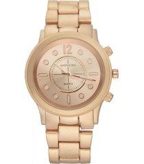 reloj rosa amphora w067