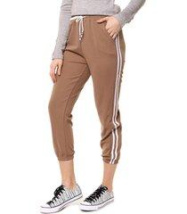 pantalón marrón stefani astrid