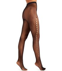 inc cut out fishnet tights, created for macy's