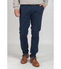 pantalón azul oxford polo club dean