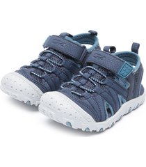 sandalia azul colloky