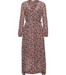 leslie maxi dress galajurk roze custommade