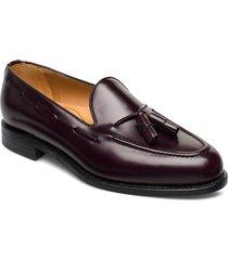 alcazar loafers låga skor brun sebago