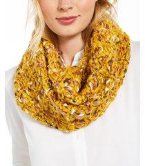 cejon bring knit on snood scarf